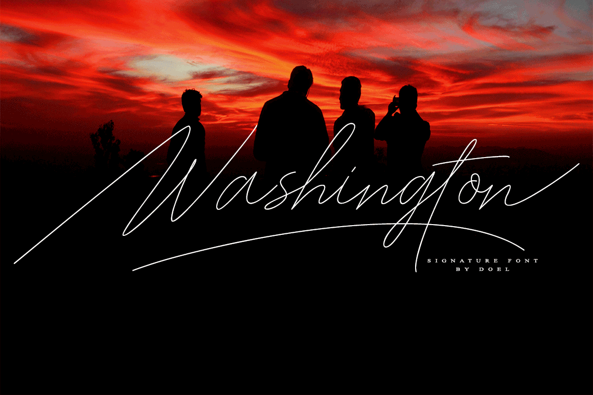 Washington Signature example image 1