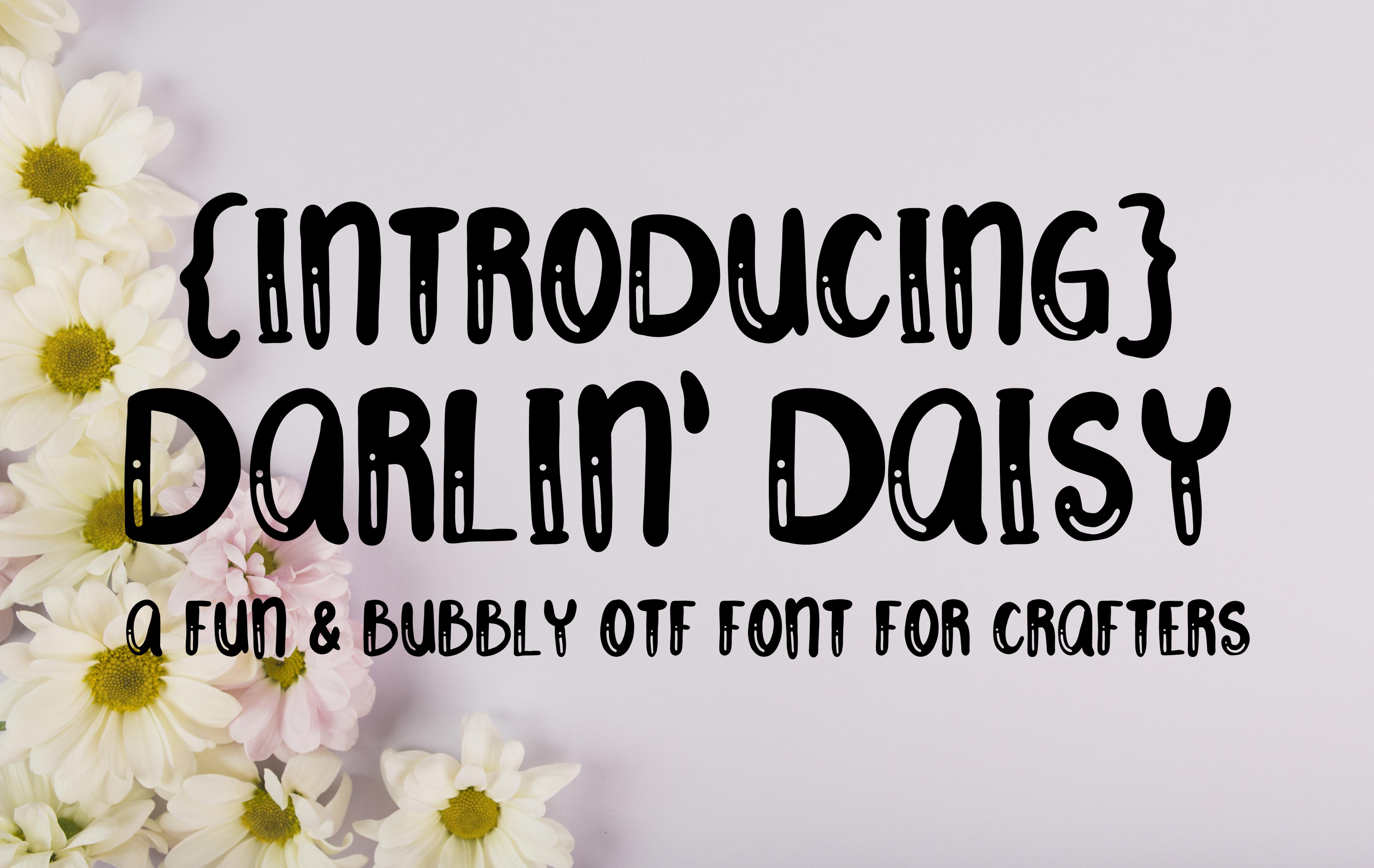 Darlin Daisy example image 1