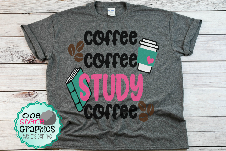 coffee coffee study coffee svg,coffee svg,study svg,school example image 1