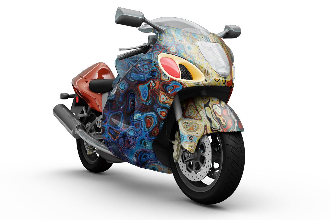 Motorcycle Mockup example image 11