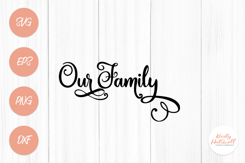 SVG Bundle Family SVG cut files example image 5