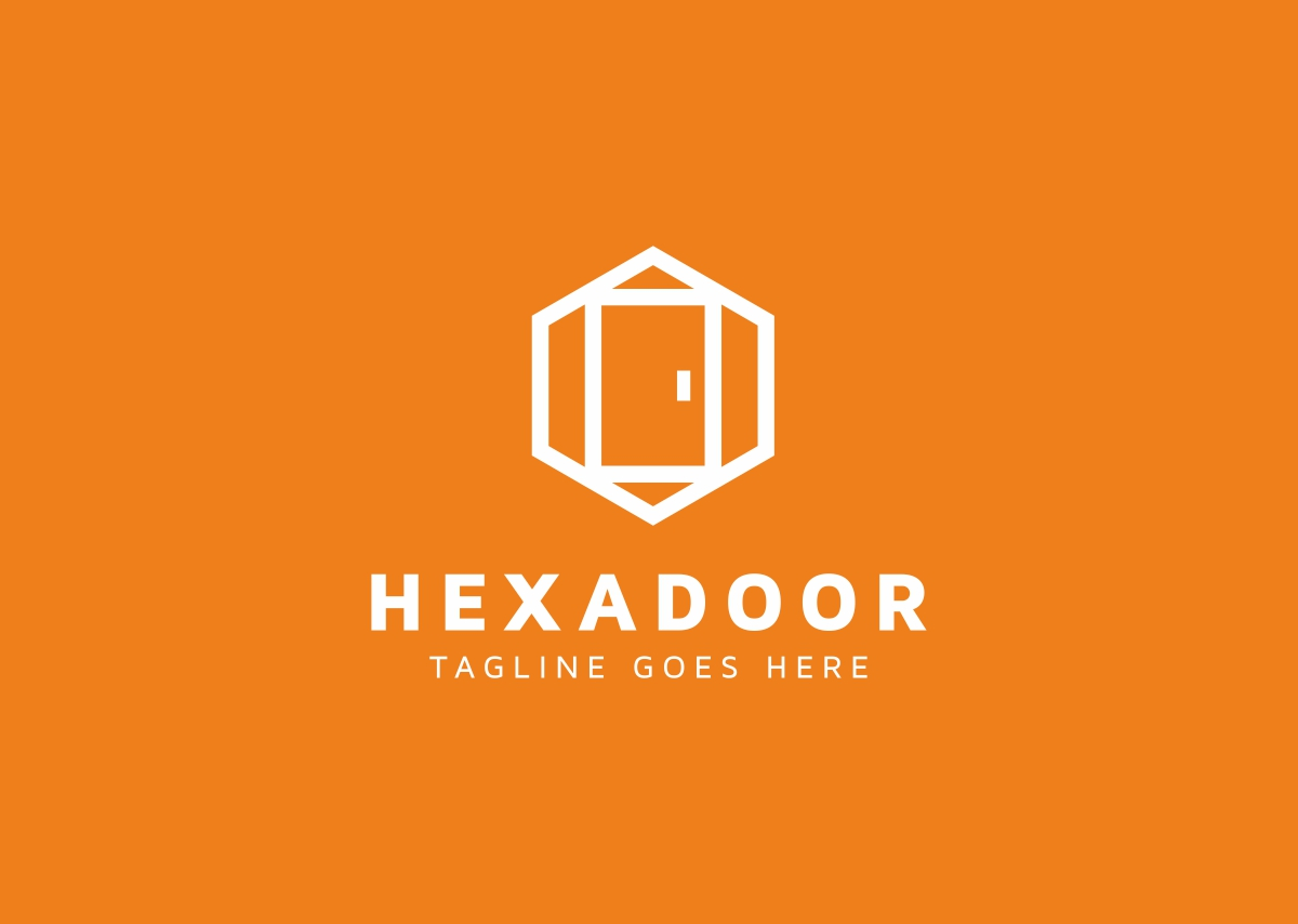 Hexa Door Logo example image 2
