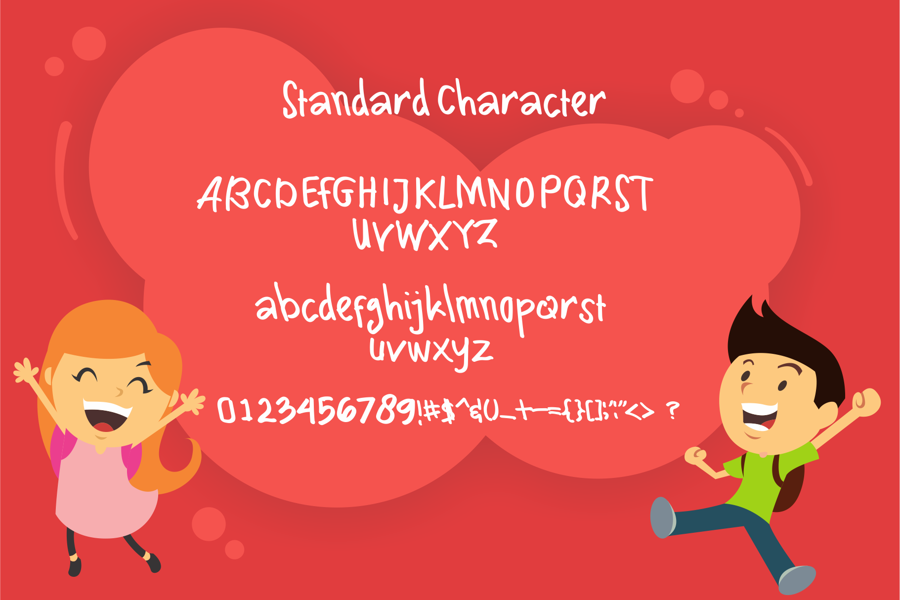 Kids Station Cute Font example image 5