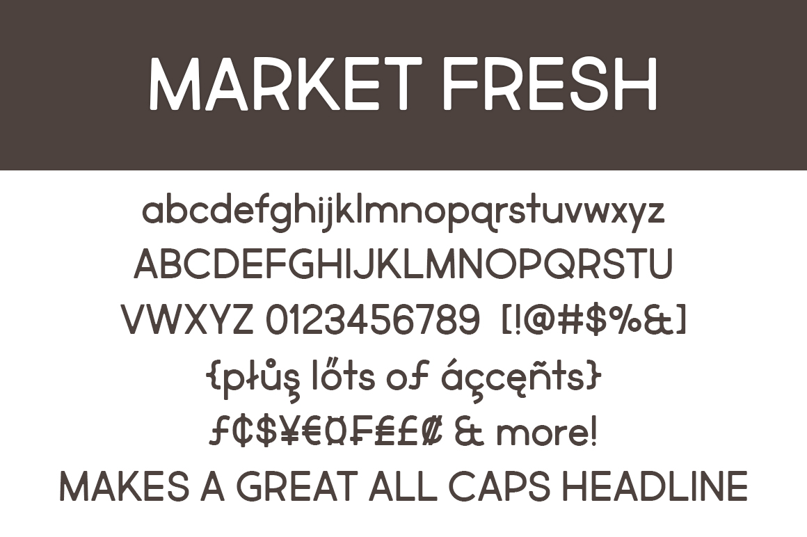 Market Fresh example image 2
