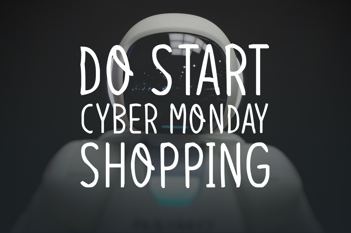 Cyber Monday example image 2