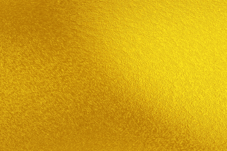 Wedding Metallic Foil Digital Papers, Gold Foil Background example image 2