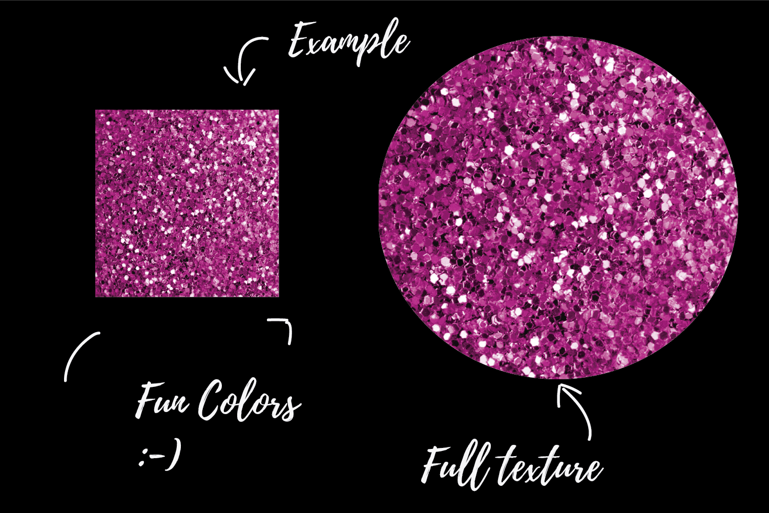 Total Glitter example image 2