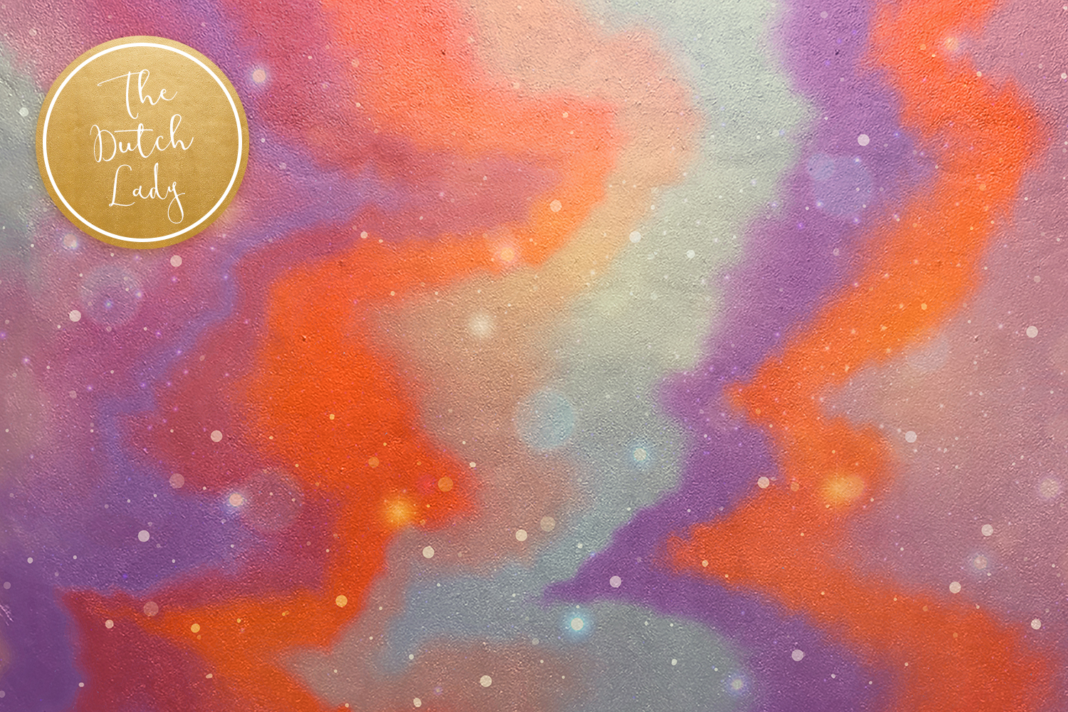 Digital Backgrounds & Papers - Oils & Marbles example image 4