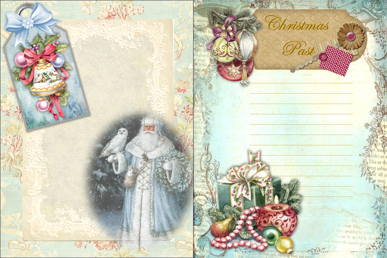 Mega Christmas Craft Bundle COmmercial Use example image 7