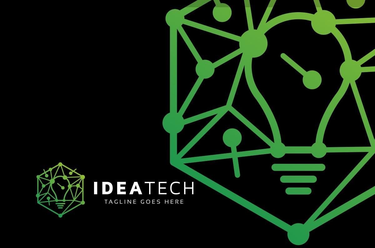 Idea Tech Logo example image 4