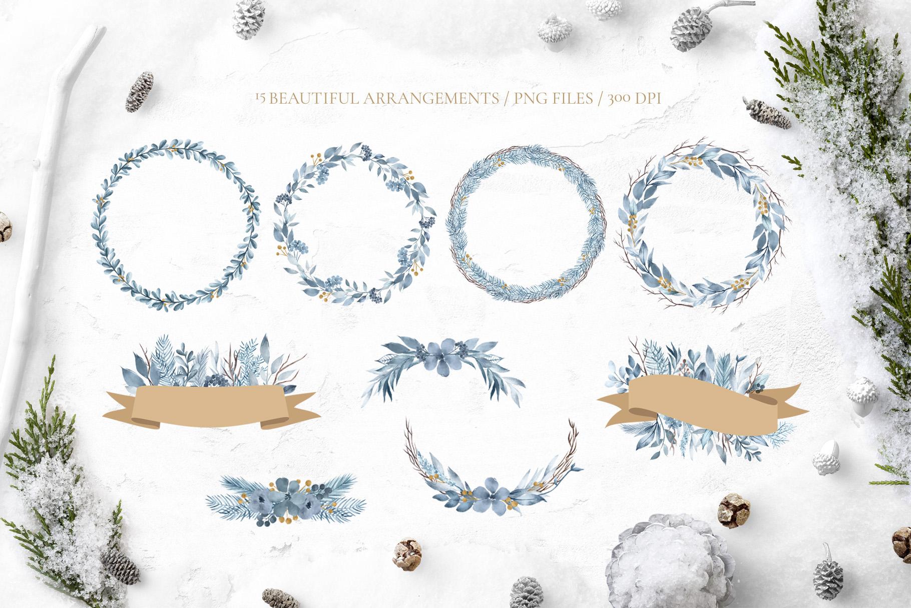 Hello Winter example image 7