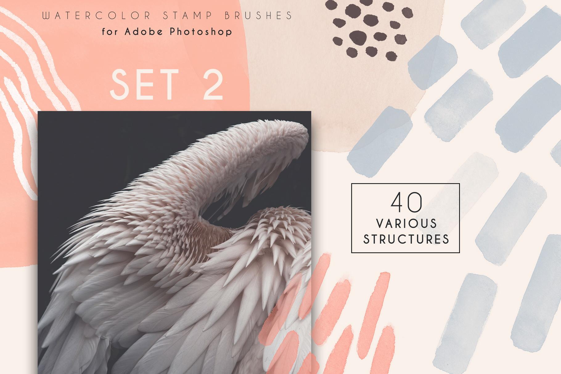 Clarity - Modern Photoshop Brushes example image 3