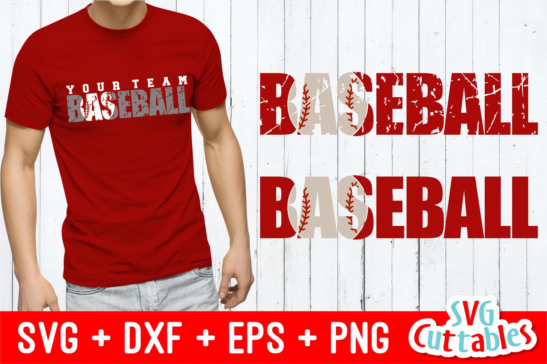 Baseball Bundle 3   SVG Cut File example image 4