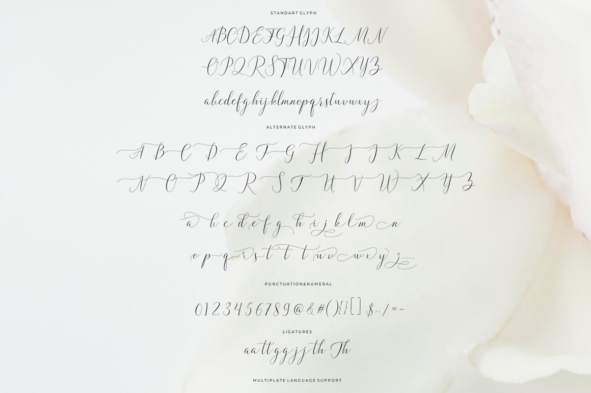 Lemons Font Trio example image 8
