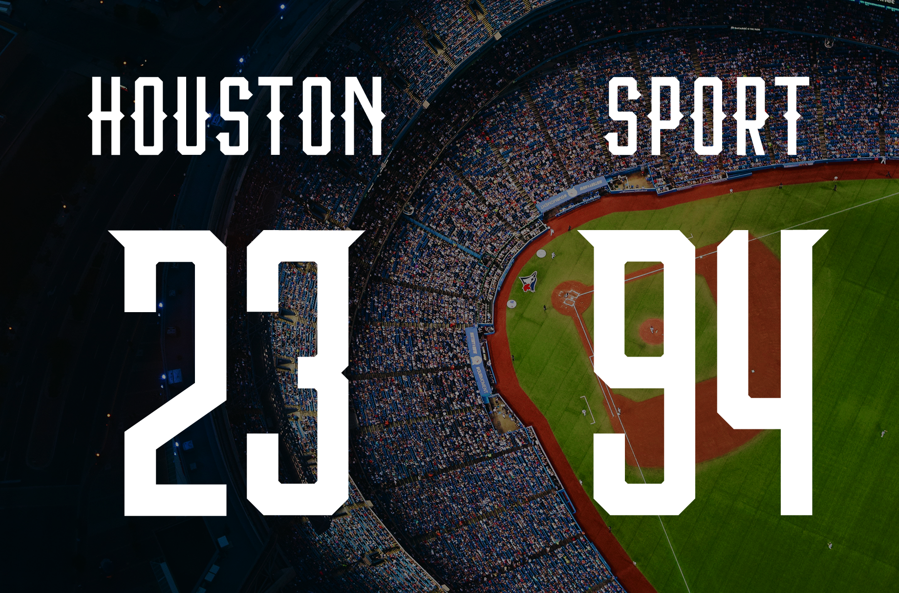 Houston Sports Font Family example image 7