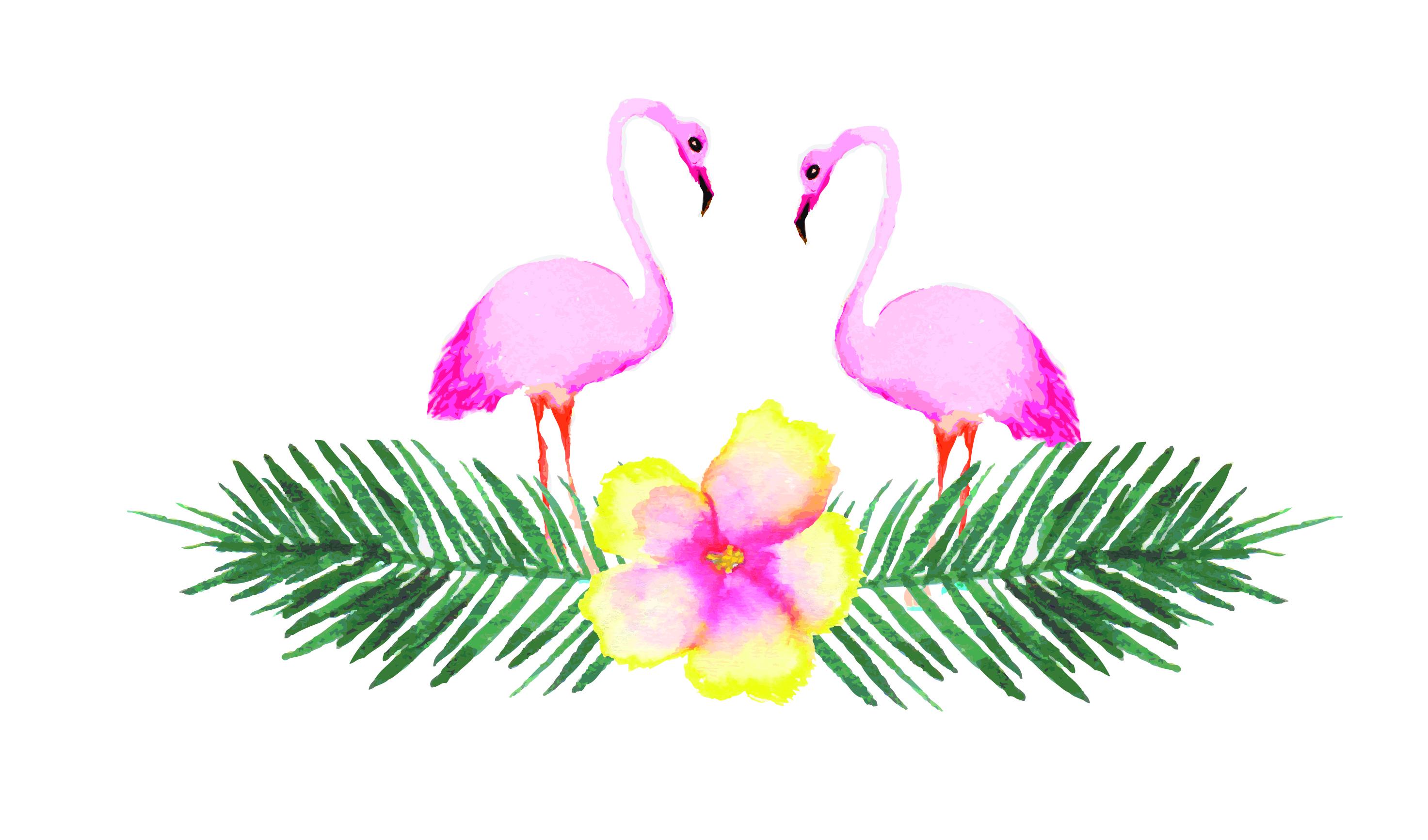 Tropicla Breeze clip art bundle example image 15