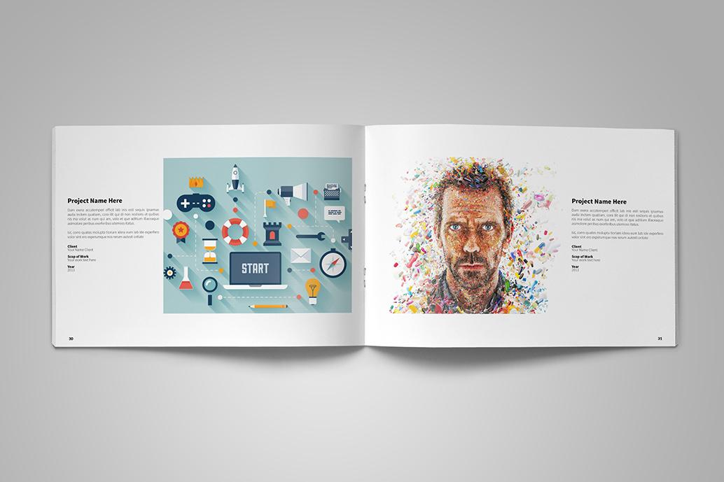 Graphic Designer/Photographer Portfolio example image 16
