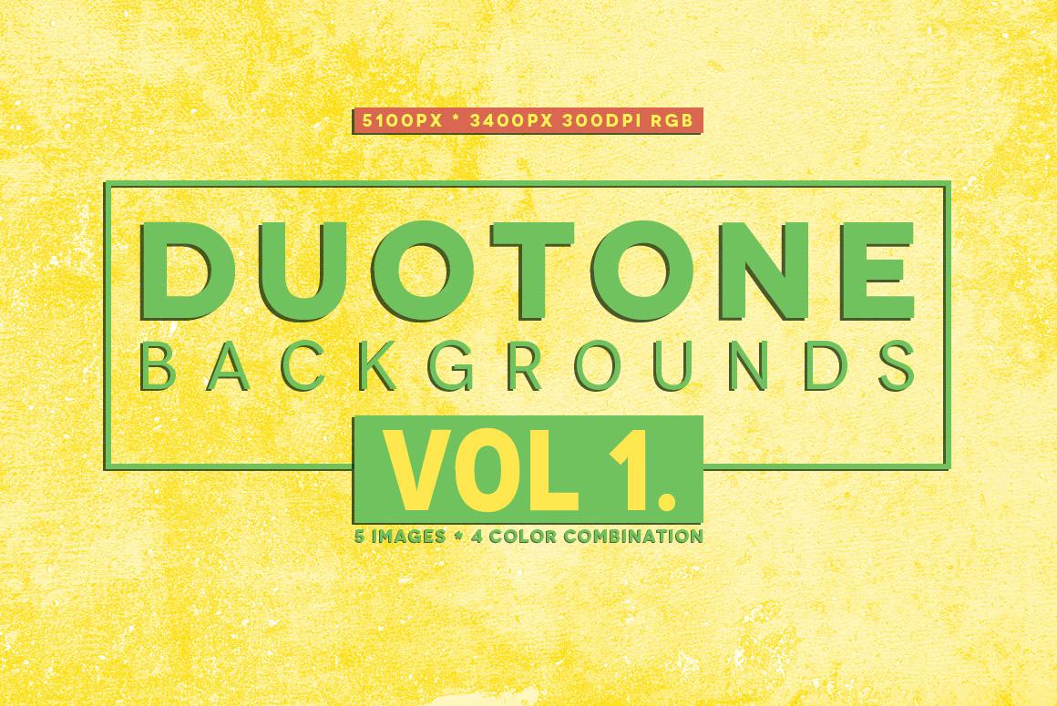 20 Duotone backgrounds example image 5