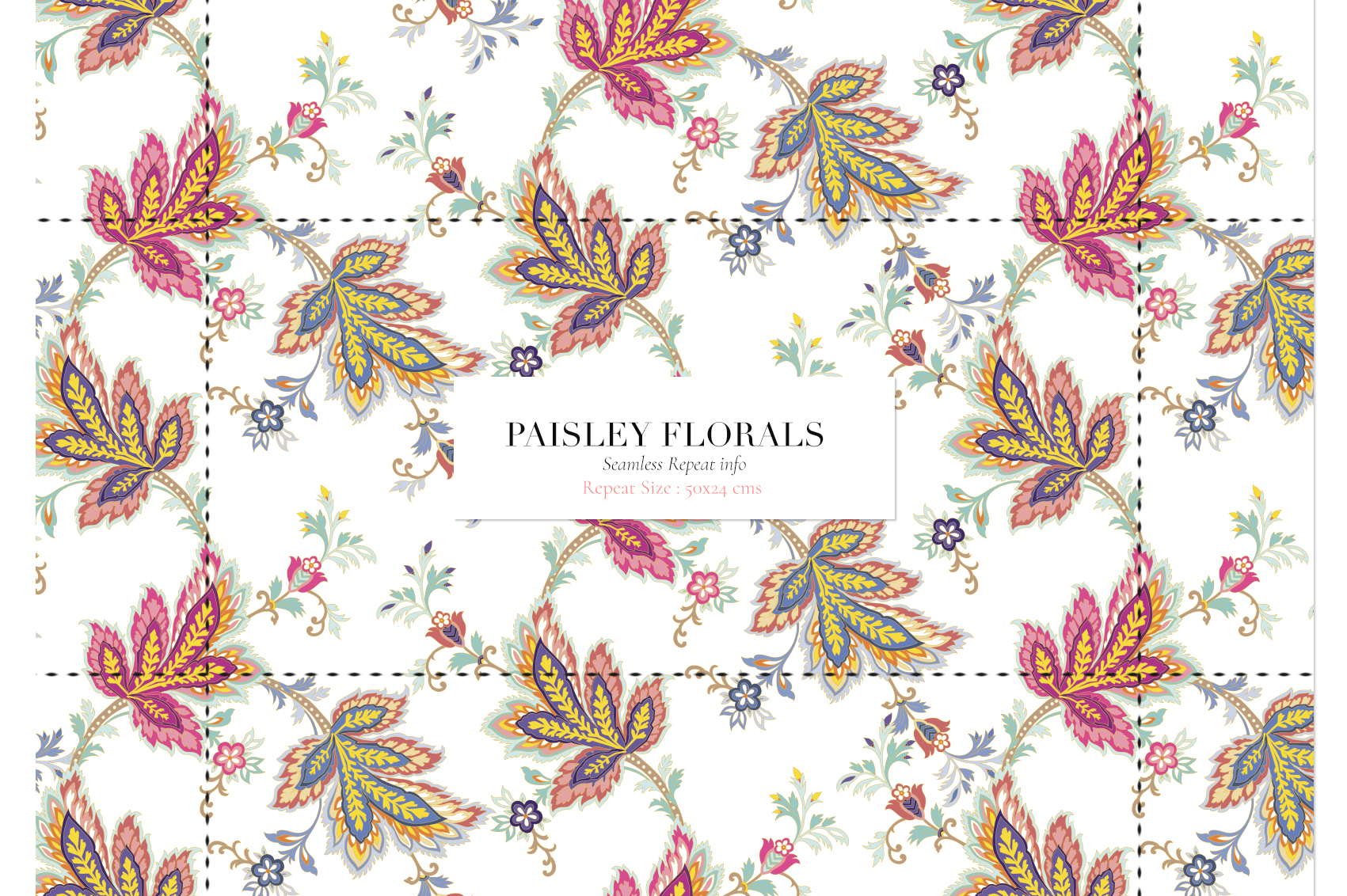 Paisley Florals example image 6