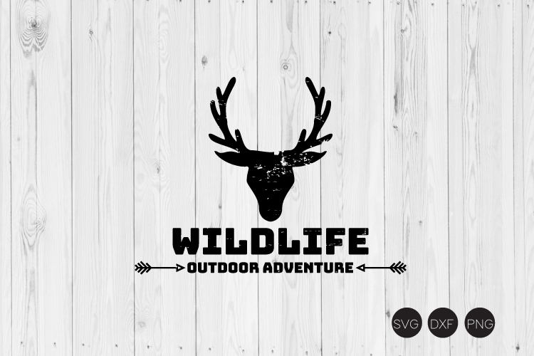 Wildlife Outddor Adventure SVG example image 1
