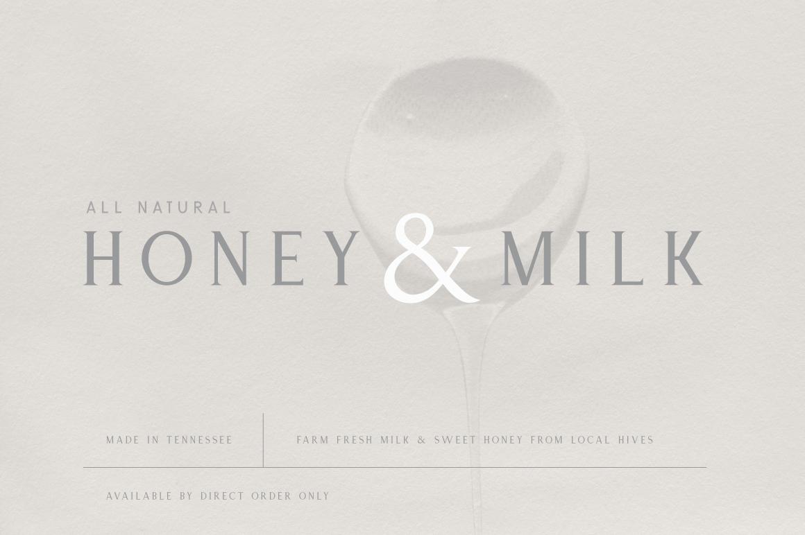 Nashville | Elegant Serif Typeface example image 2