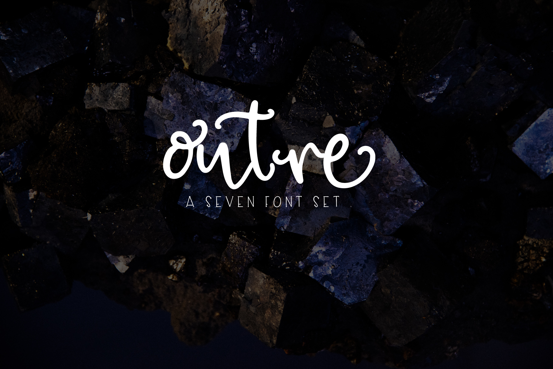 OTSS Fall Font Bundle example image 5