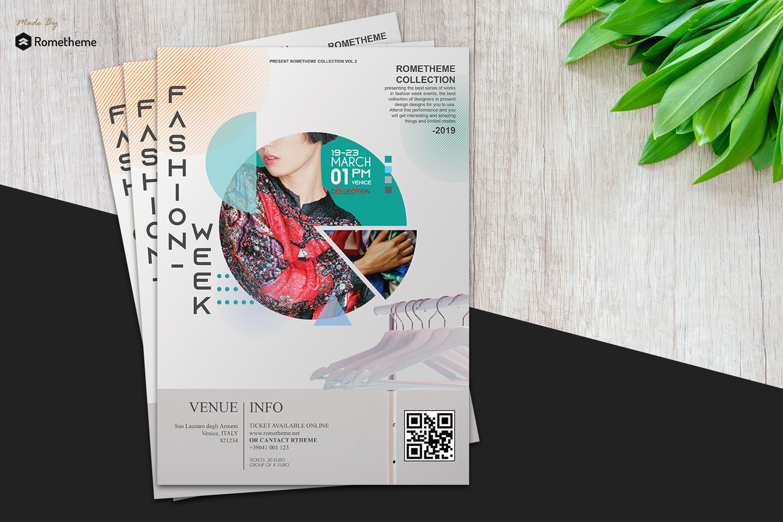 Fashion Modern Flyer vol. 02 example image 1