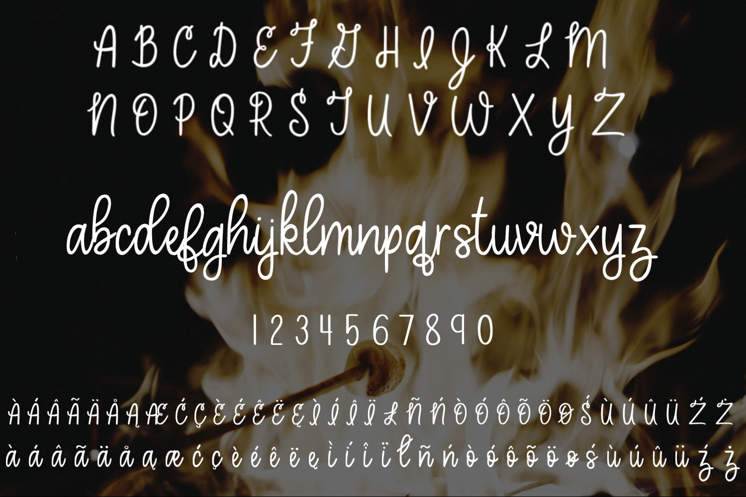 Toasted Marshmallow - A handlettered script font example image 2