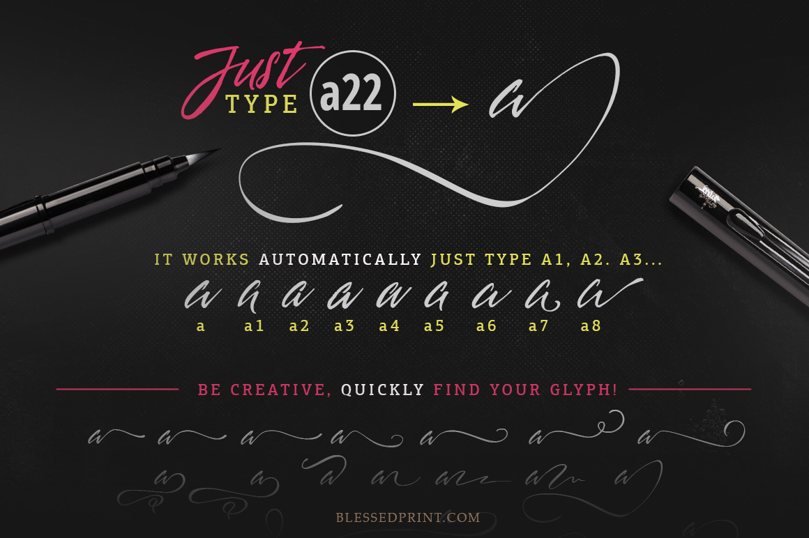 The Creative Font-Kit example image 5