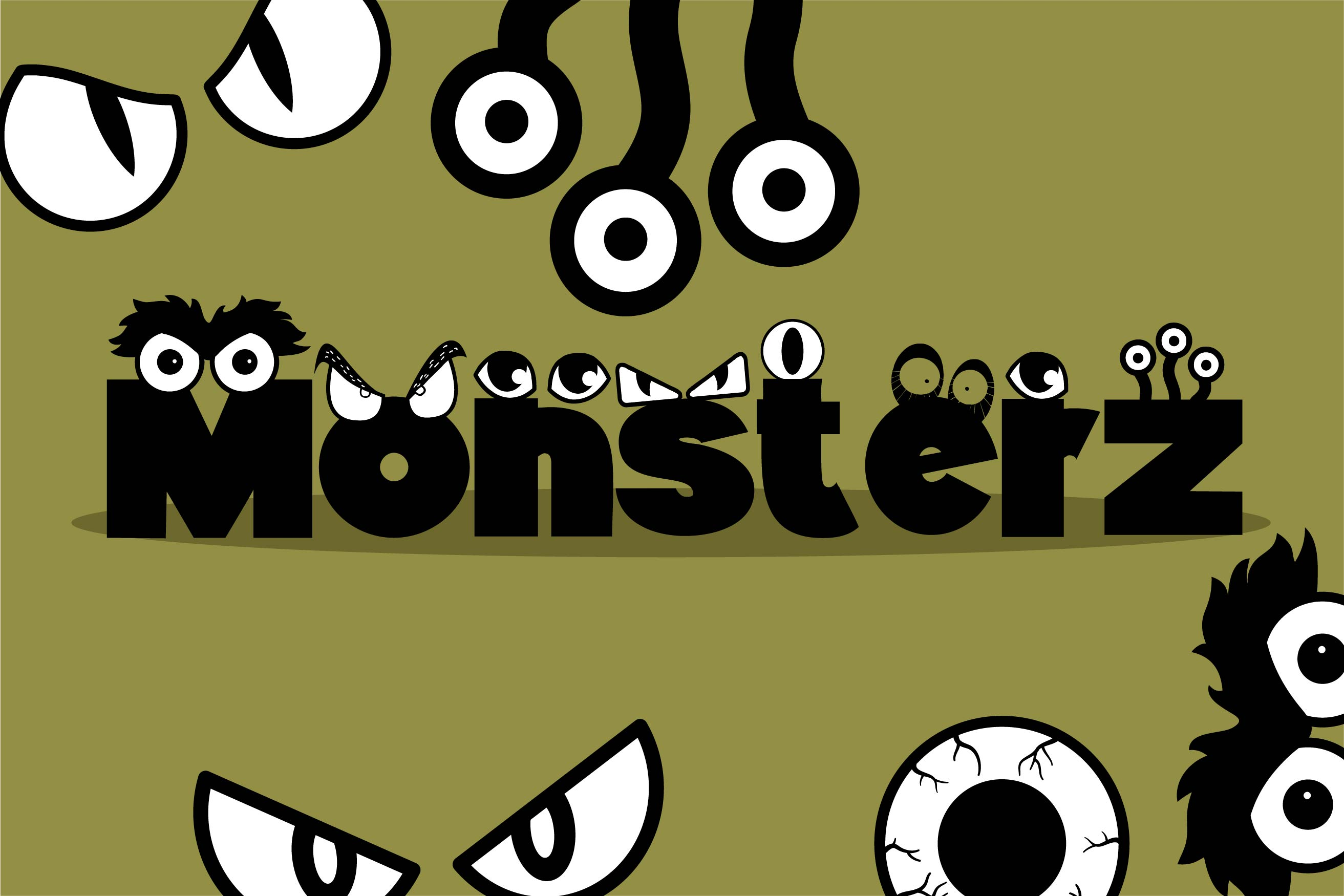 ZP Monsterz example image 1