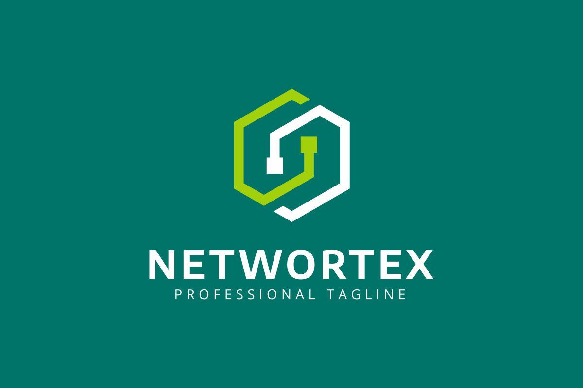 Network Tech Logo example image 2