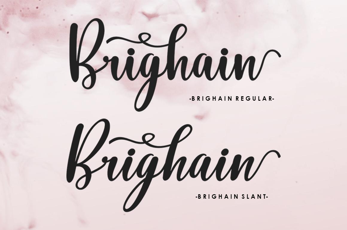Brighain example image 2