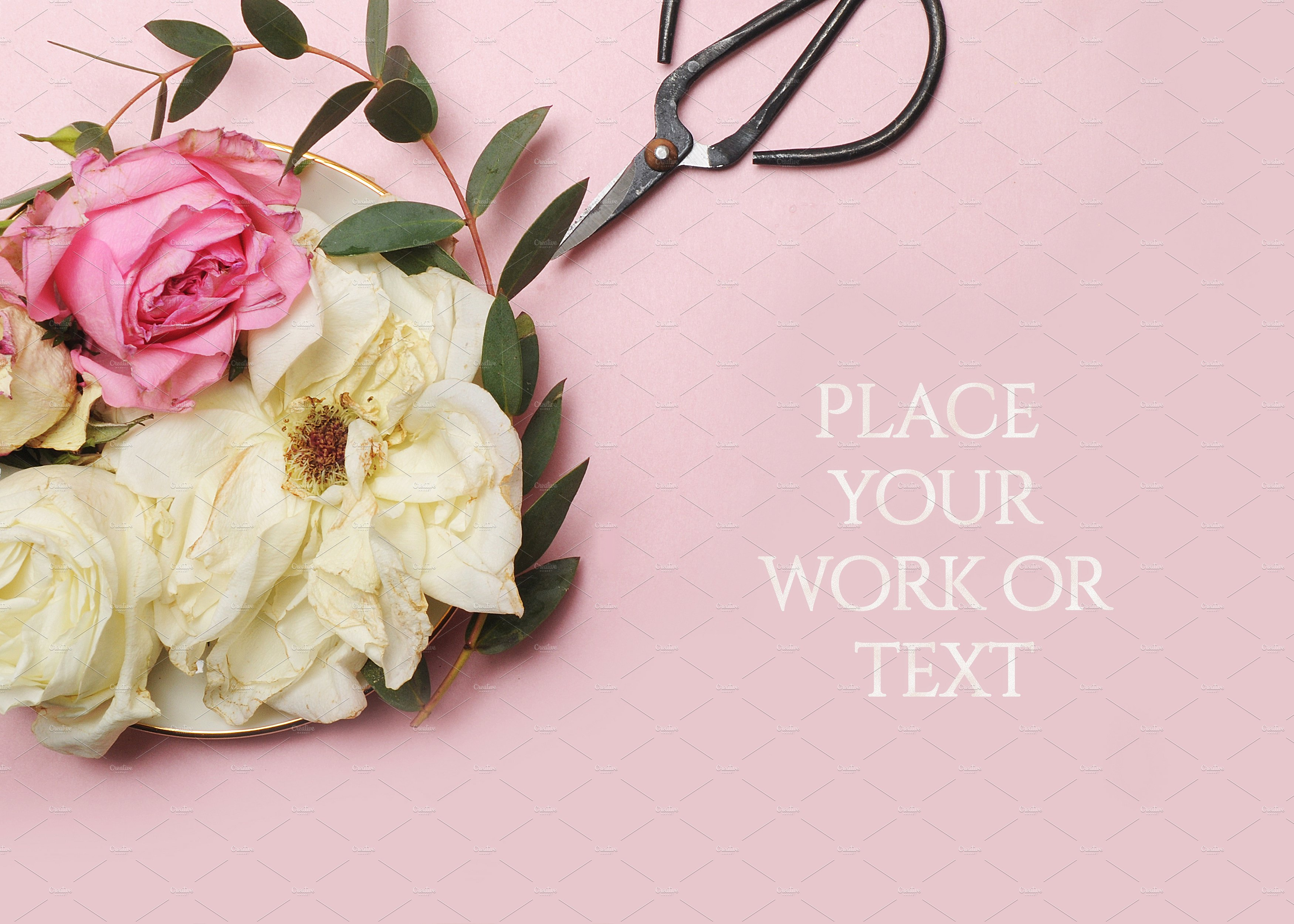 Floral Mockup Pack example image 9