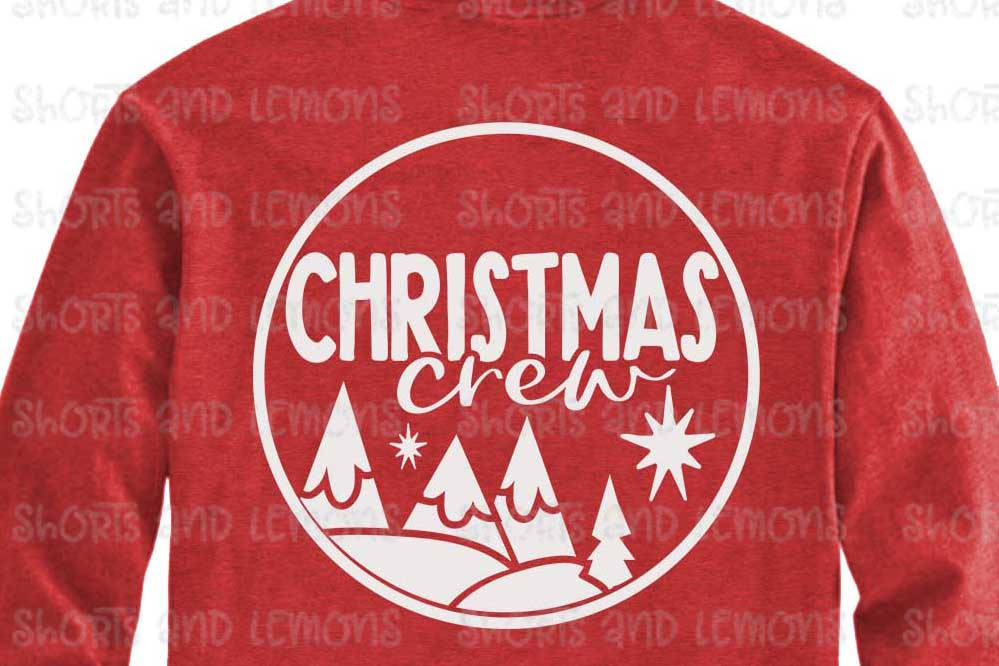 Huge set of Christmas SVG files by Shorts and Lemons example image 3
