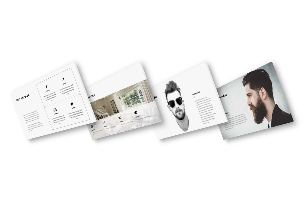 Kotak Interior Design Powerpoint example image 4