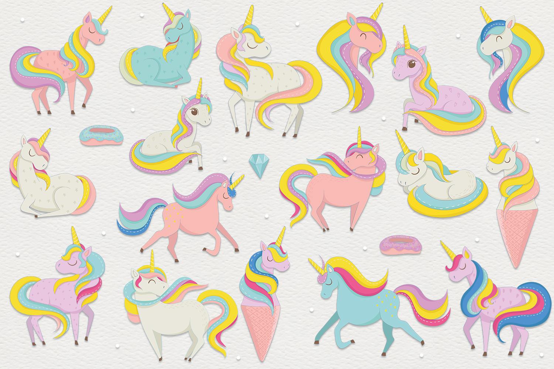 Unicorns 2 example image 2