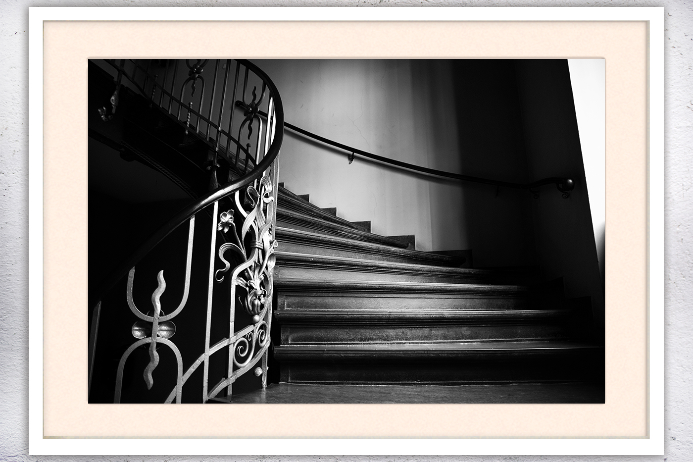 Stairs photo, architecture photo example image 4
