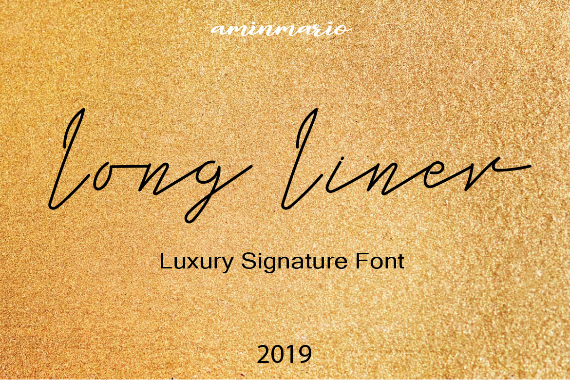 Long Liner | Luxury Signature example image 8