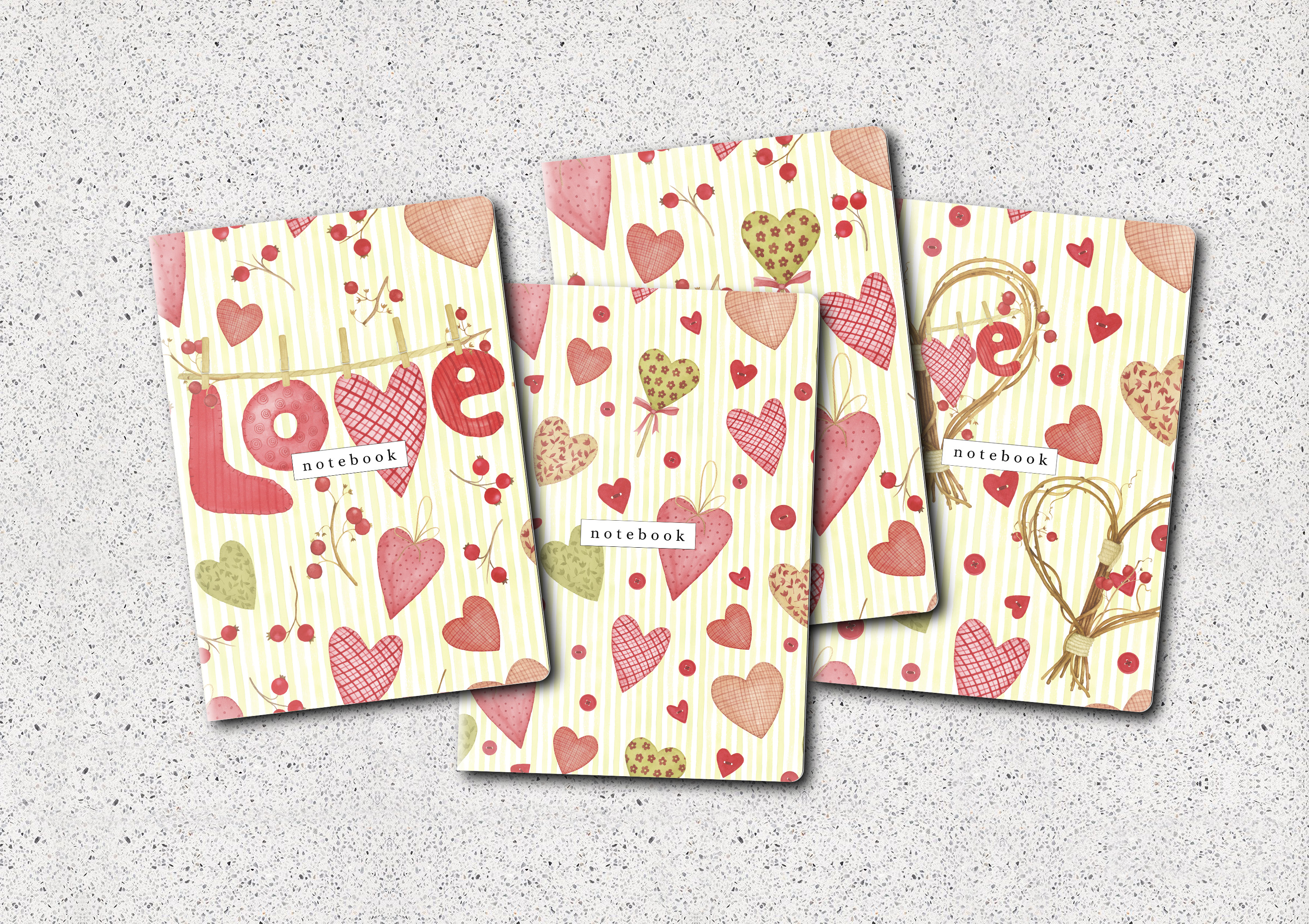 Valentine's Day Patterns example image 4