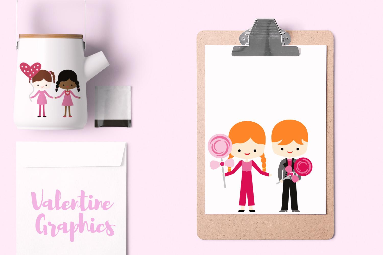 Valentine Children example image 2