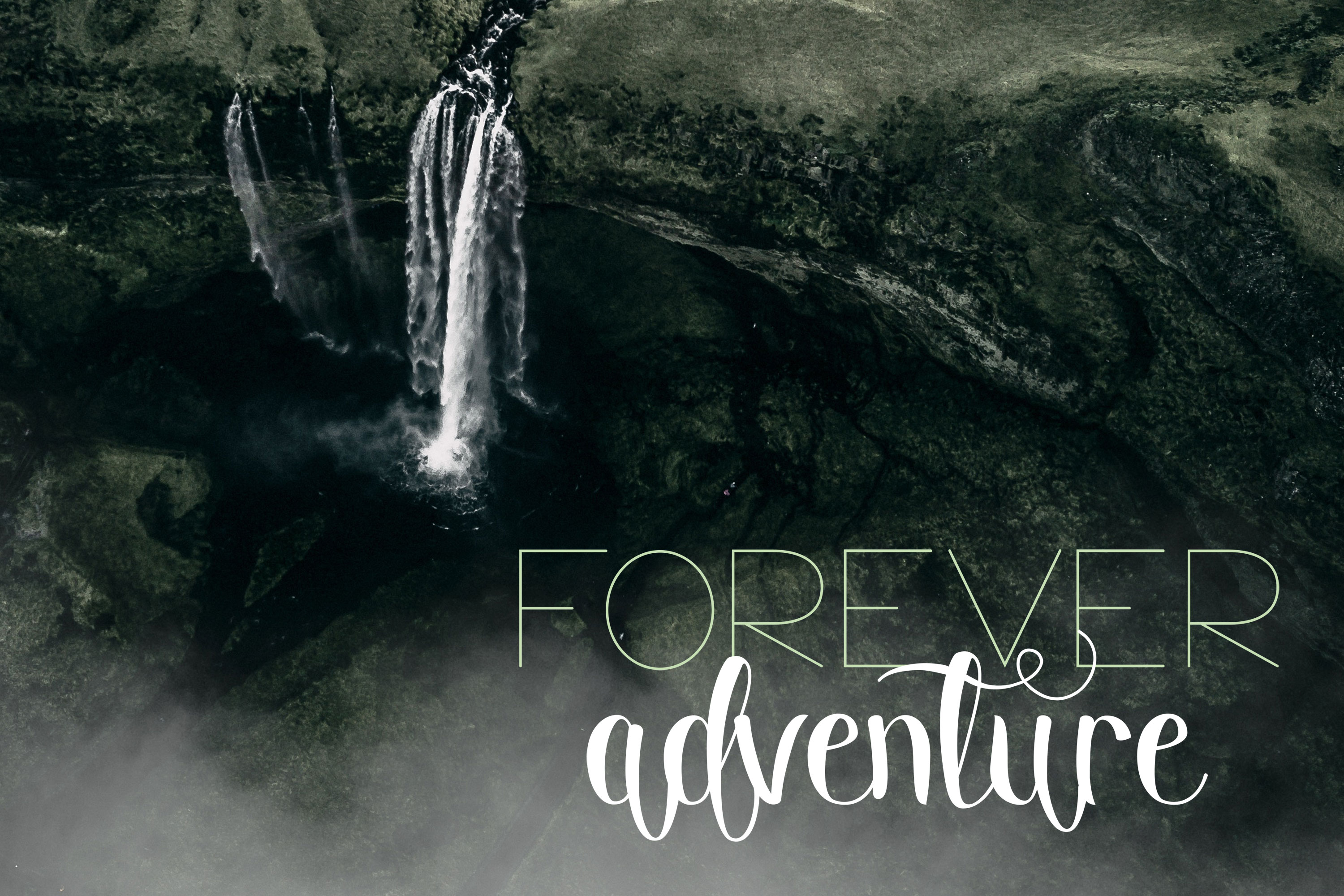 Ever Enchanted - A Font Duo example image 4