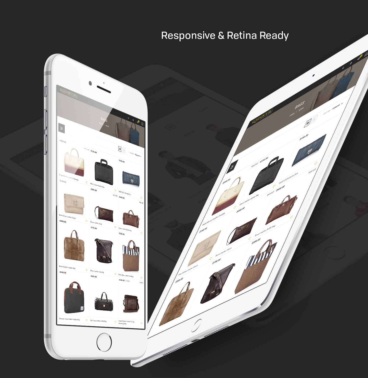 Luxembourg Shopify Theme example image 5