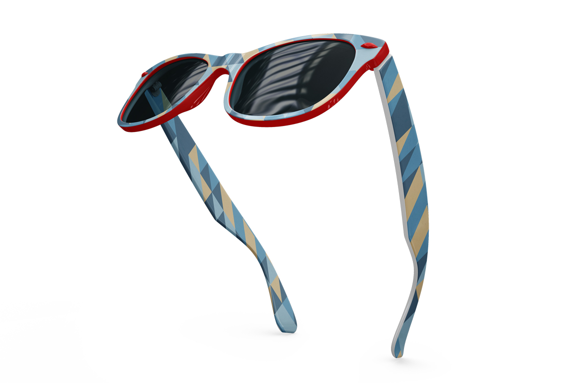 Sun Glasses Mockup example image 4