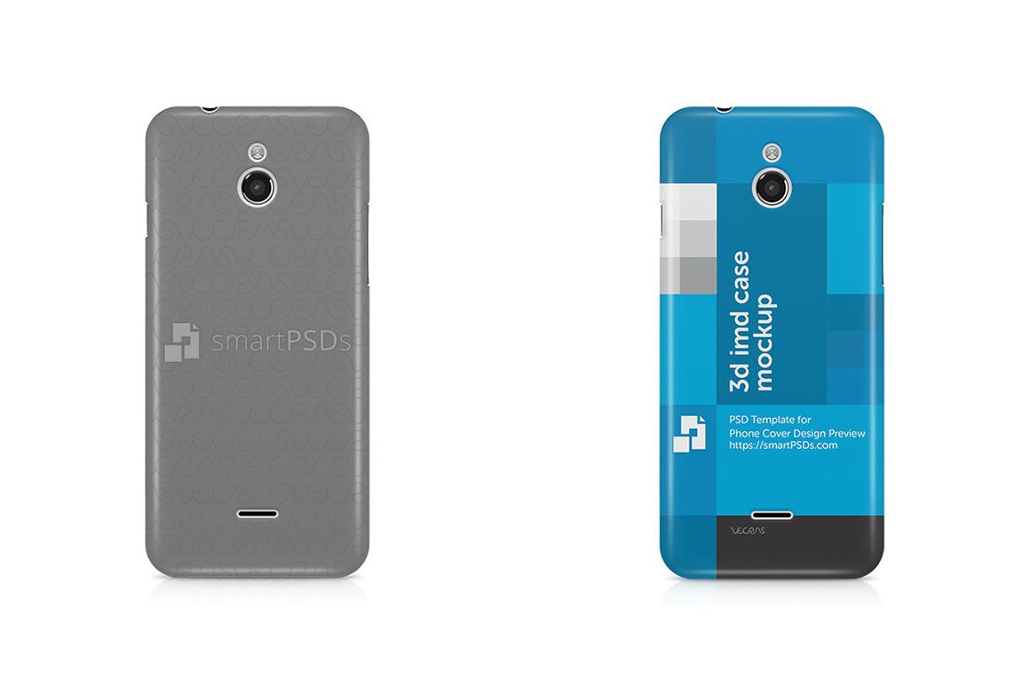 InFocus M2 3d IMD Mobile Case Design Mockup 2015 example image 2