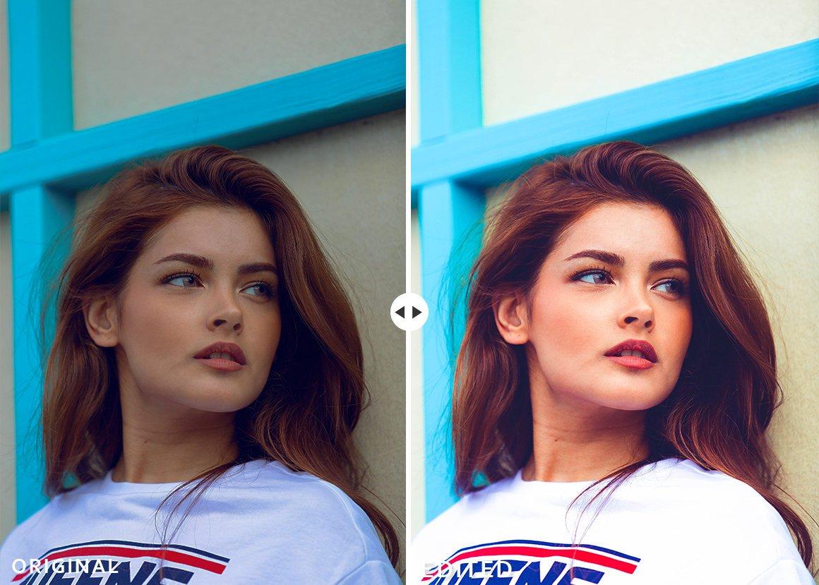Portrait lightroom presets example image 3