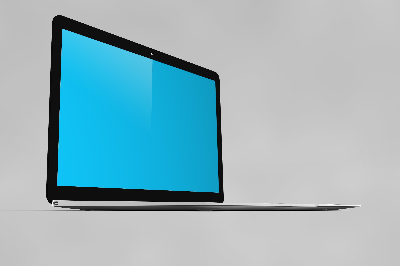MacBook MockUp example image 10