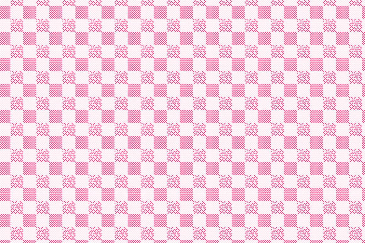 Textile seamless patterns. example image 12