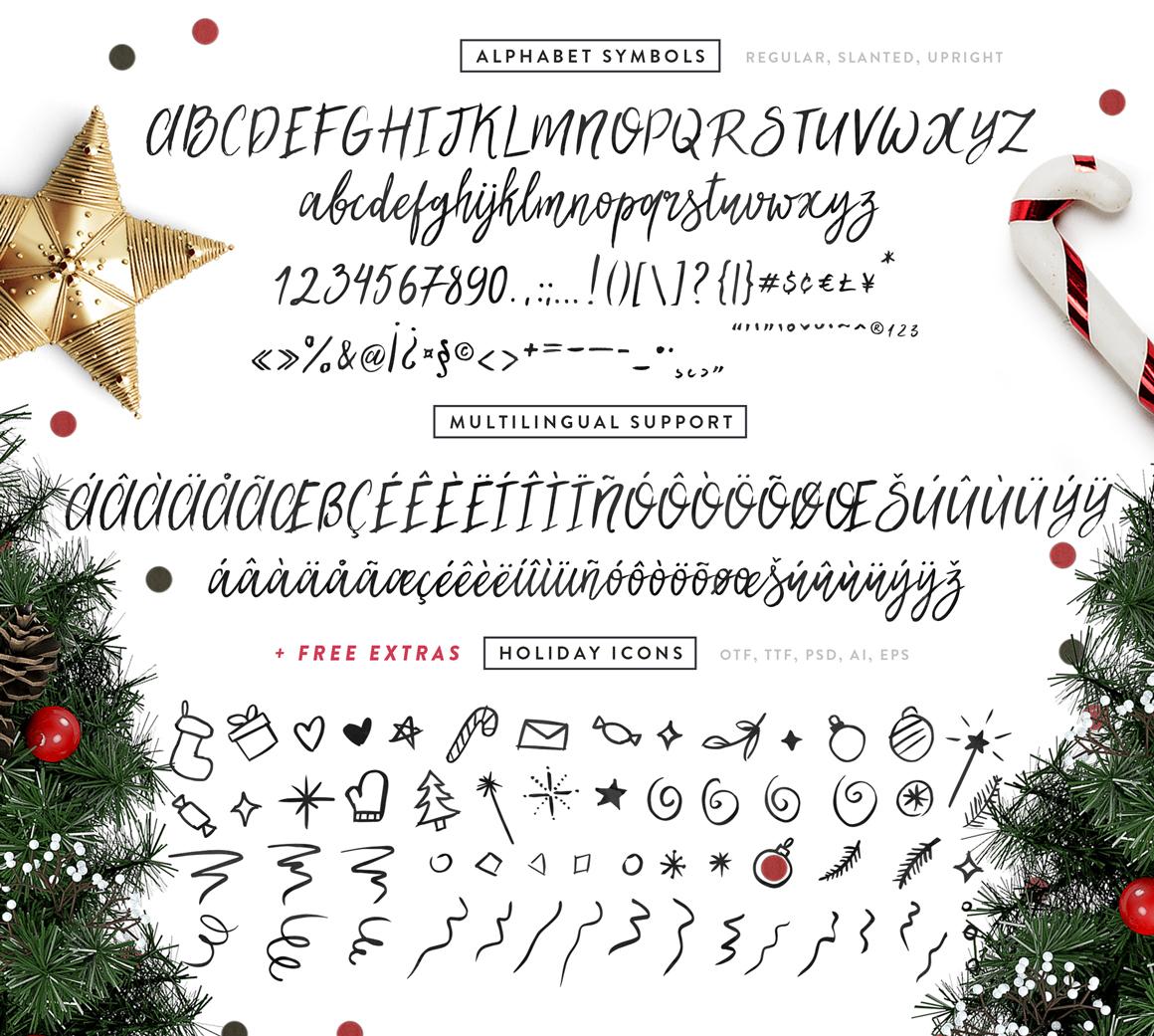 70 OFF Christmas Creator Bundle example image 21