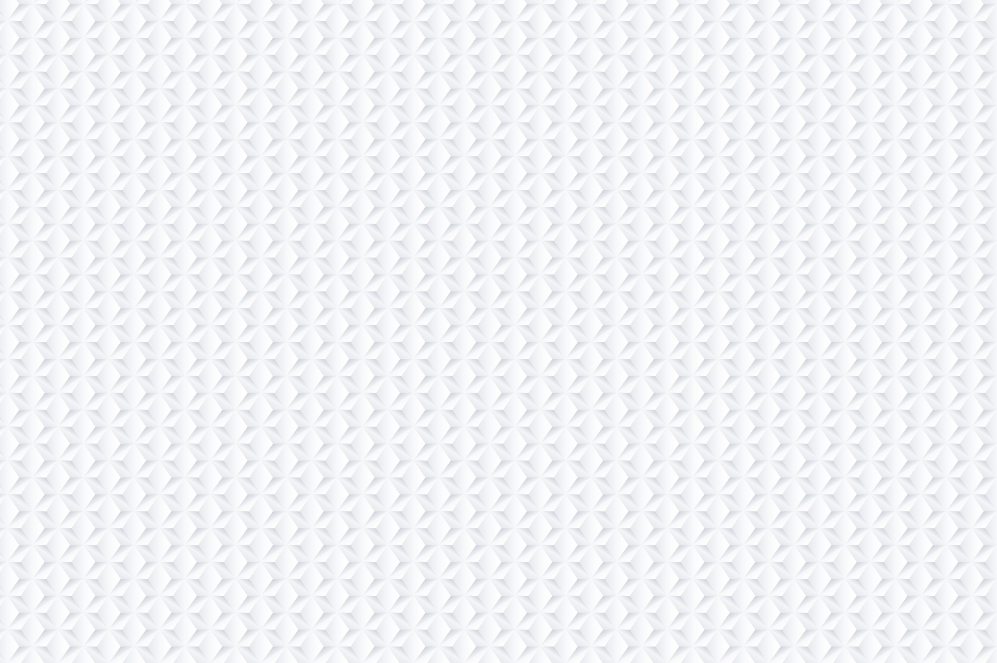 Seamless White 3d Textures. Swatches example image 9