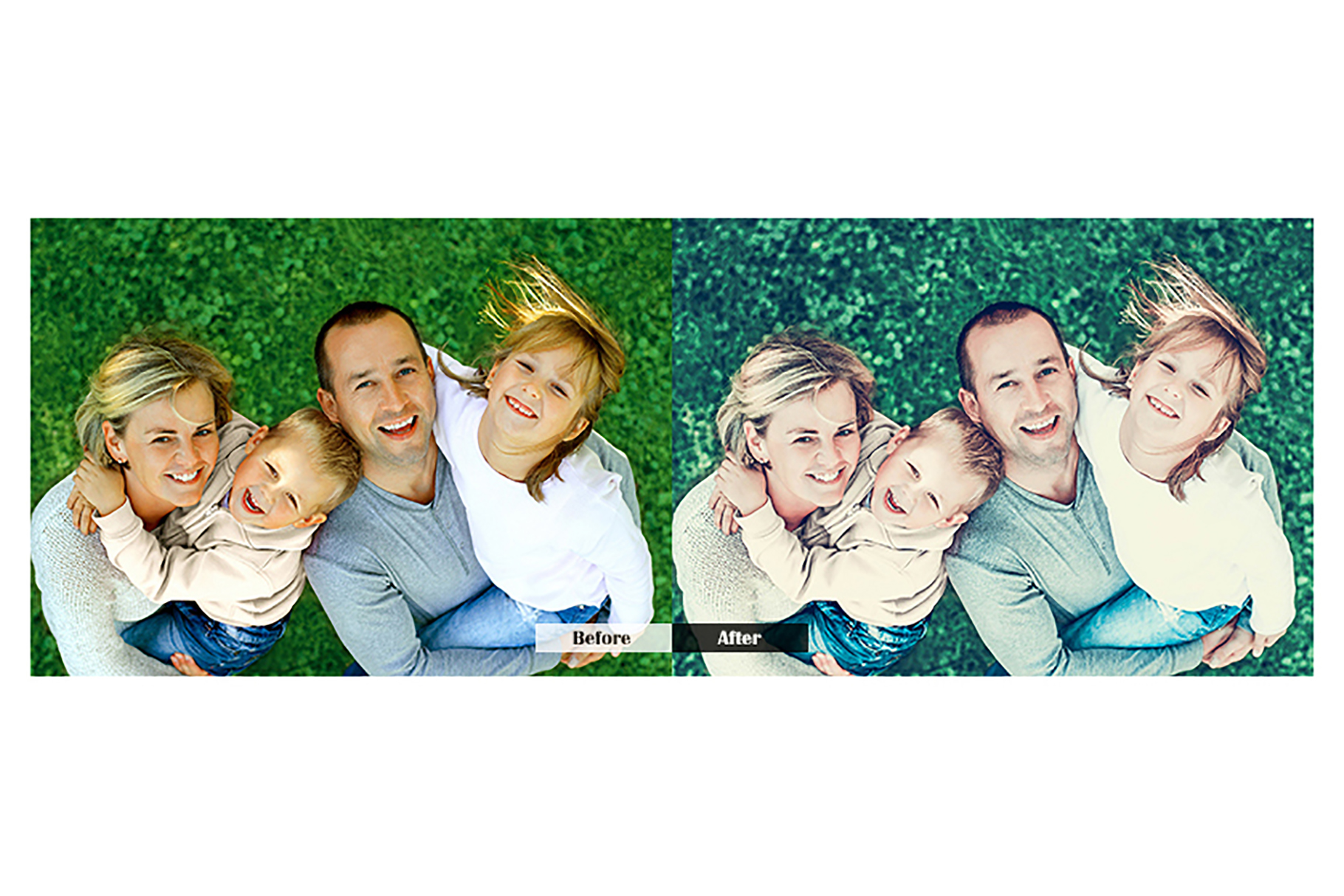 Family Lightroom Mobile Presets example image 3